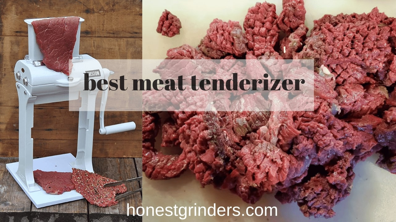 10 Best Meat Tenderizers of 2020 | Get Your Hands on the Right Tenderizer