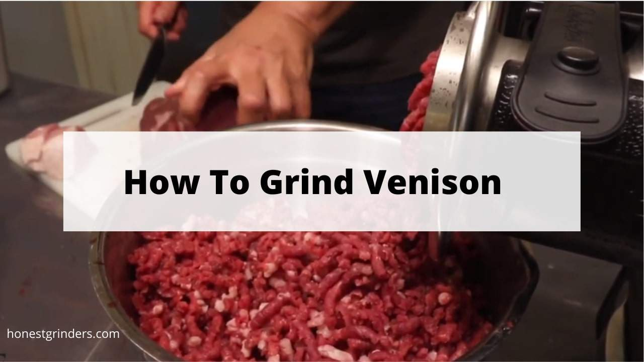 Do You Love Venison Meat? Learn Here How To Grind Venison