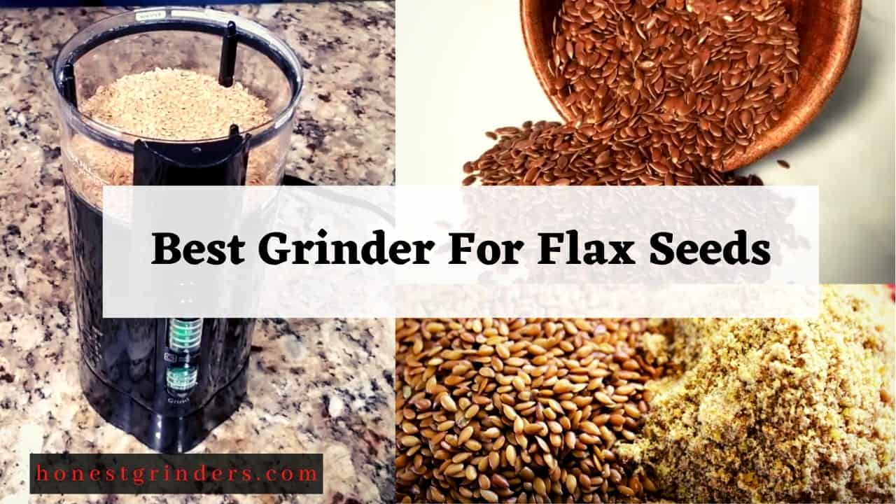 Best Grinder for Flax Seeds | Top 10 Picks & Guide