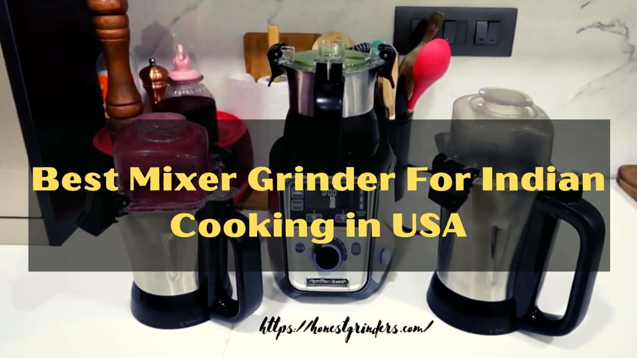 The 10 Best mixer grinder for Indian Cooking in USA