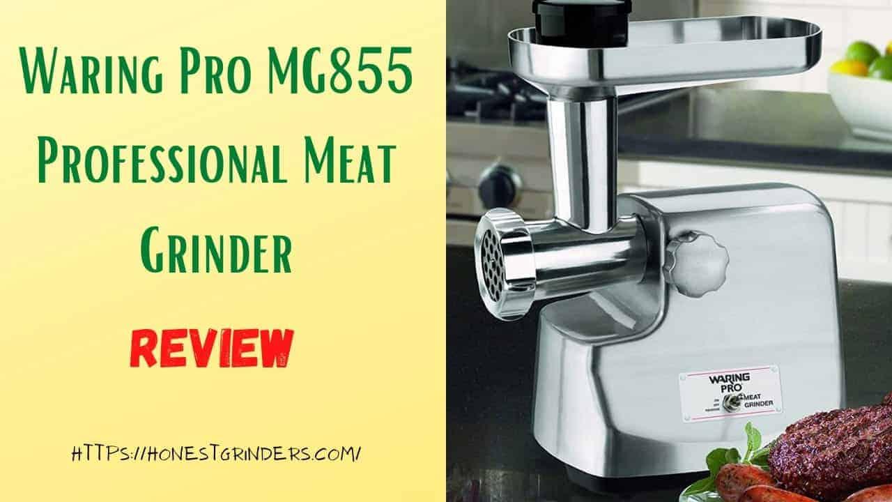Waring Pro MG855