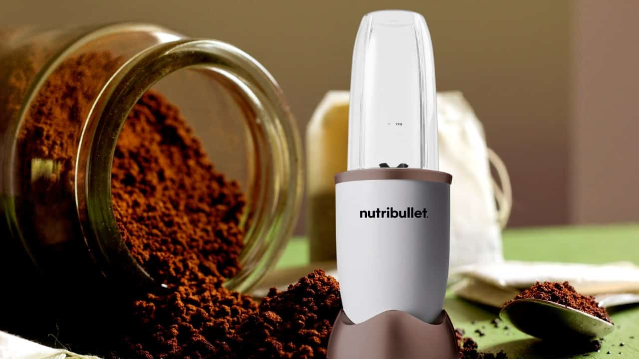 Can Nutribullet Grind Coffee? (What You Should Know)
