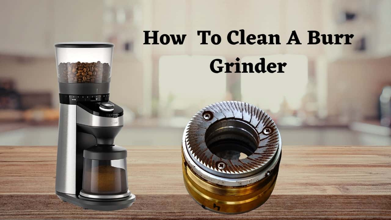 How to Clean a Burr Coffee Grinder: A Step By Step Guideline